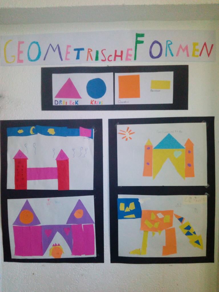 Mathematik und Kunst fächerübergreifend